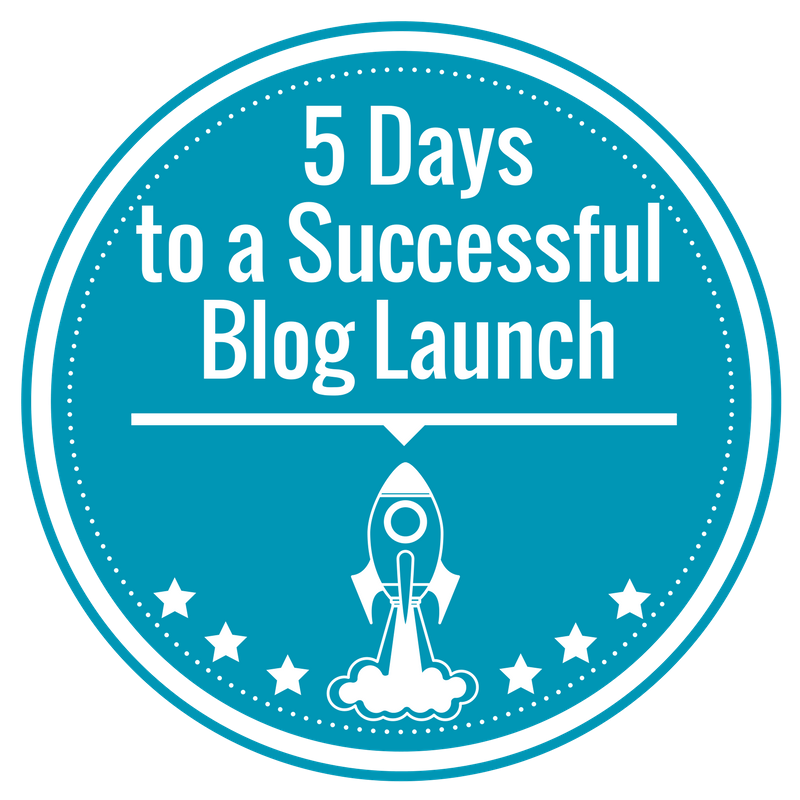 F Days to a Successful Blog Launch