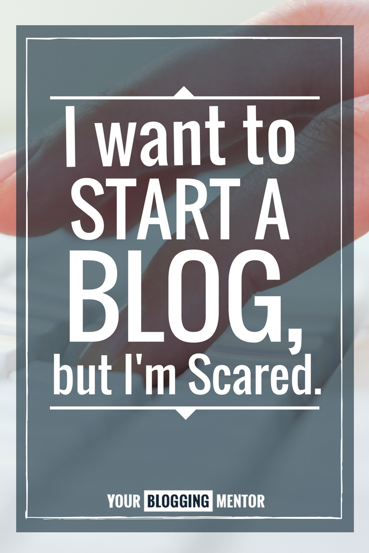Want to start a blog, but not sure if you're cut out for blogging? If I can, so can you!