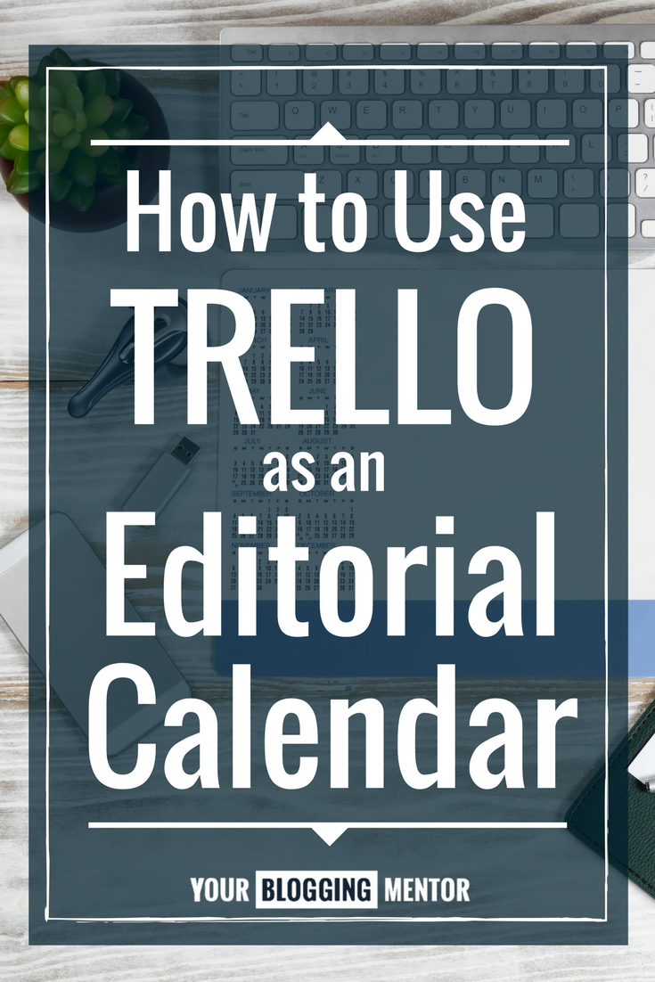 Need help organizing your blog post schedule? Check out this easy tutorial on how to use Trello to streamline your workflow!