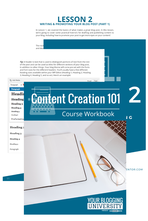 Branding Basics 101 Workbook