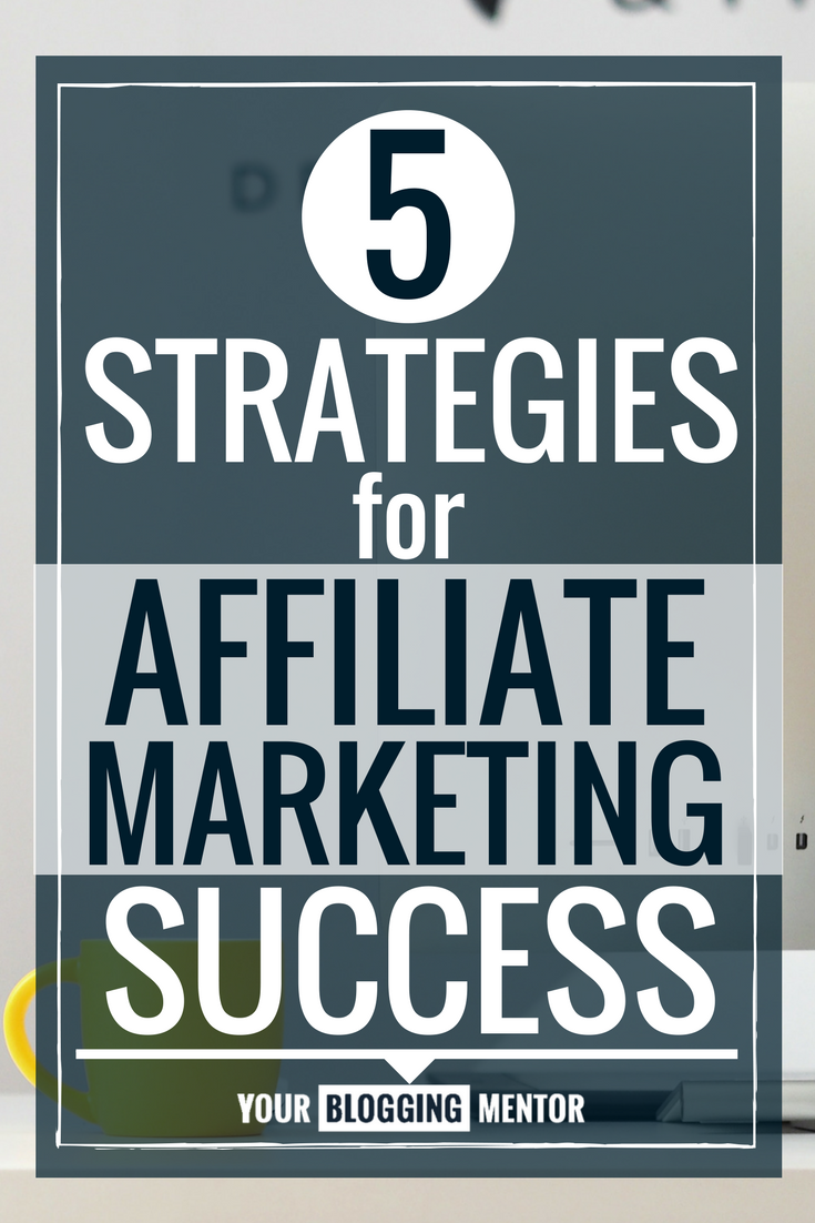These strategies are SO helpful! They make a huge difference in my affiliate marketing!