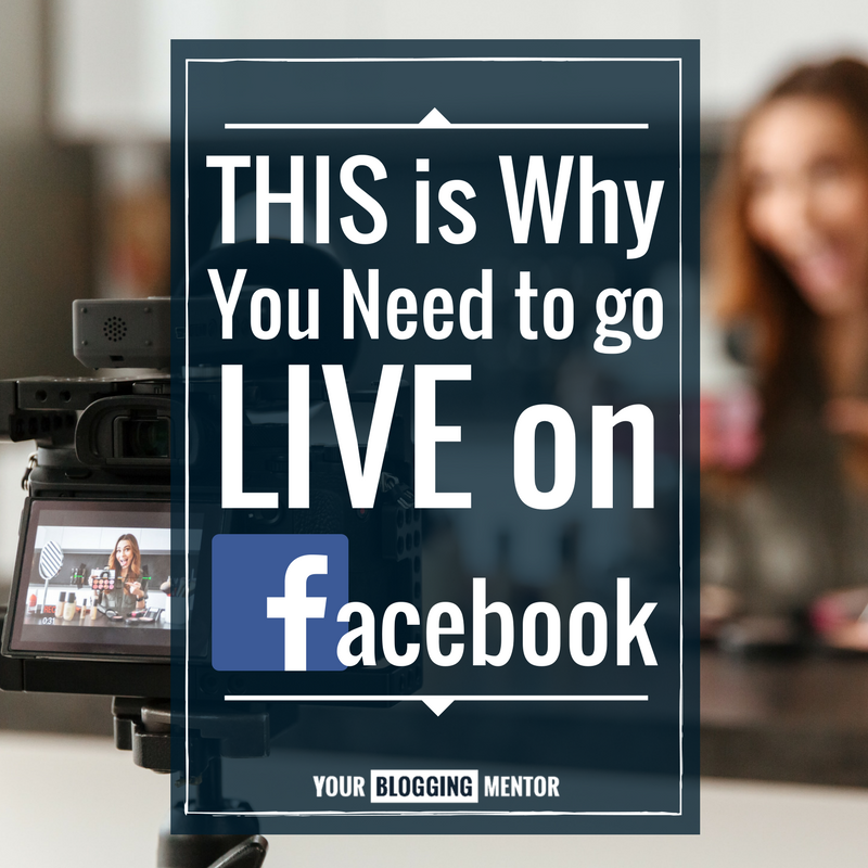 Wow! I definitely need to learn how to use Facebook Live to build my blog audience!