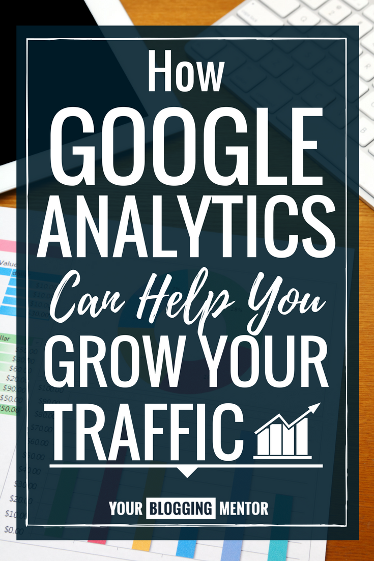 Google Analytics has always been hard for me. This is SO helpful!