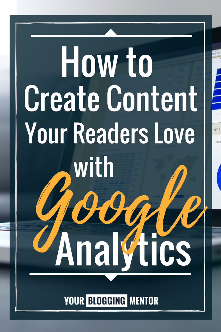 Finally! An easy-to-understand post about Google Analytics! This helped so much!
