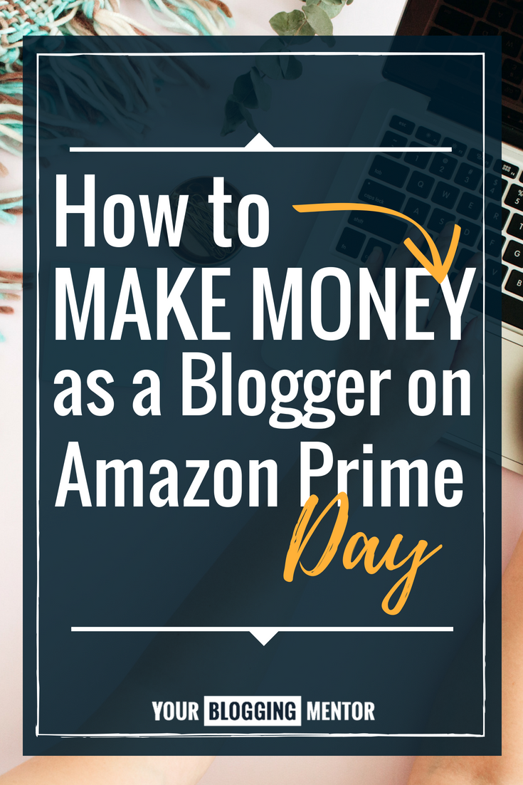 I didn't know Amazon had an affiliate program! I'm SO promoting Amazon Prime Day on my blog!