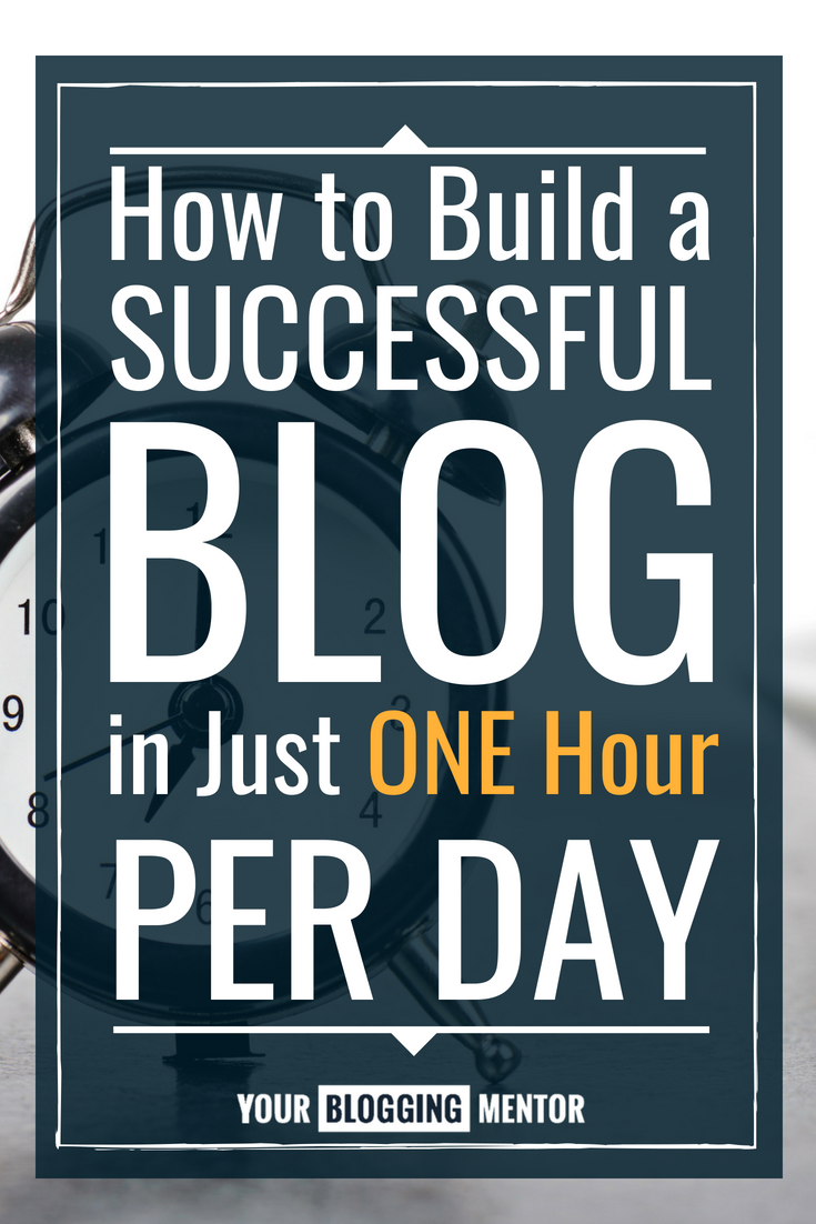It's so hard to find time to really build my blog. These suggestions are SO helpful for anyone trying to grow a blog with limited free time!