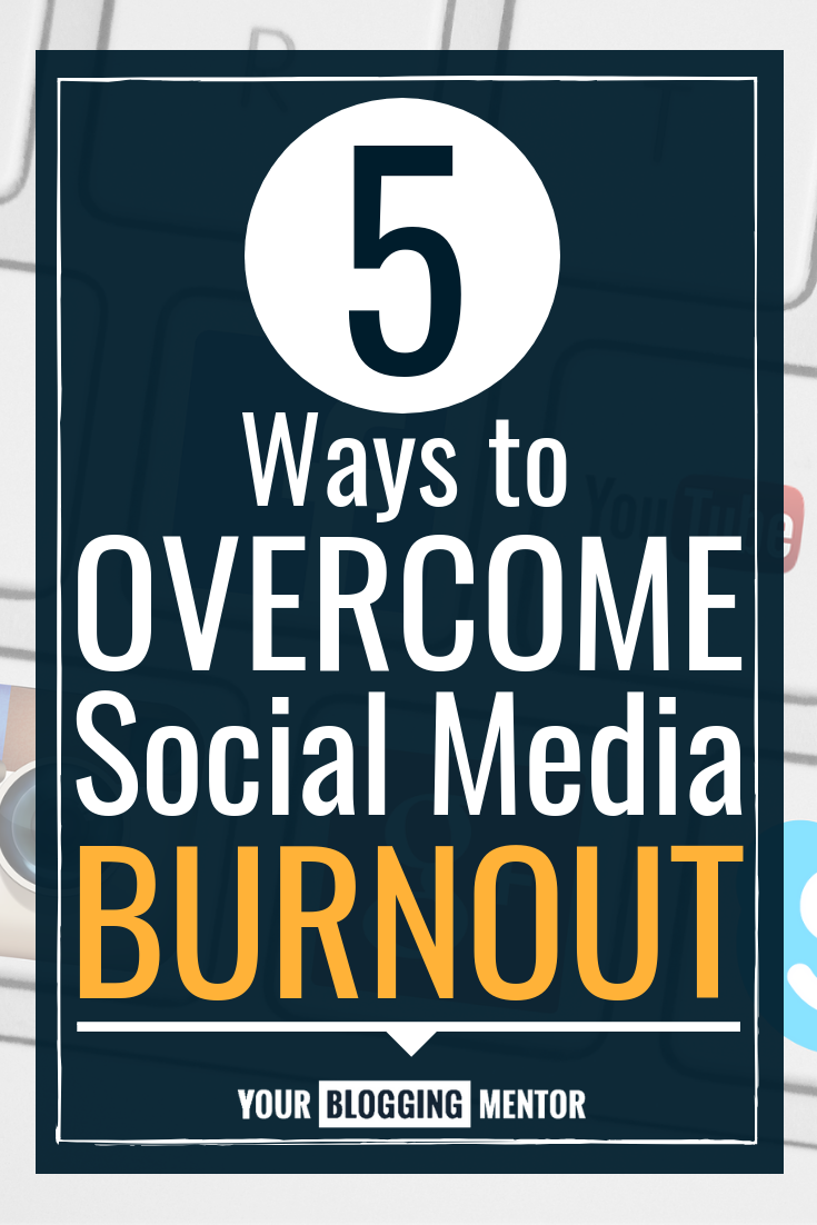 Are you trying to do ALL the things on Instagram? Read this to overcome social media burnout and get back to a place where Instagram feels life-giving again!