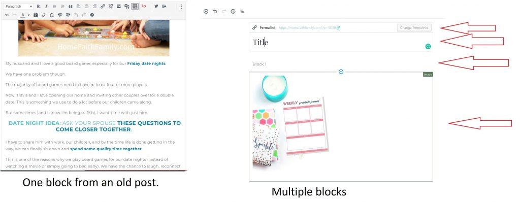 Gutenberg WordPress Editor Blocks