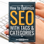 Optimize SEO with tags and categories